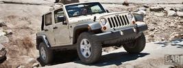 Jeep Wrangler Unlimited Rubicon - 2012