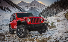 Cars wallpapers Jeep Wrangler Rubicon - 2018