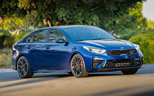Cars wallpapers Kia Forte GT - 2019