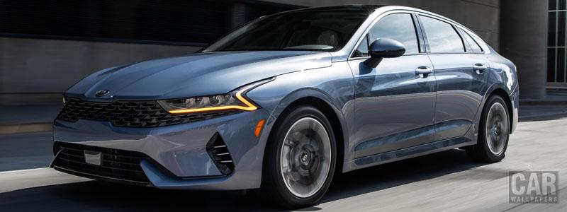Cars wallpapers Kia K5 EX US-spec - 2020 - Car wallpapers