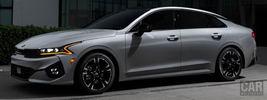 Kia K5 GT-Line AWD US-spec - 2020