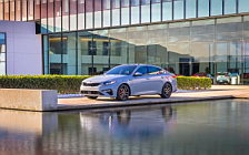 Cars wallpapers Kia Optima SX US-spec - 2018