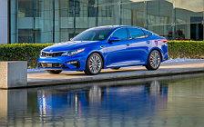 Cars wallpapers Kia Optima SXL US-spec - 2018
