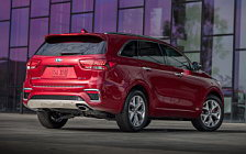 Cars wallpapers Kia Sorento SX US-spec - 2018