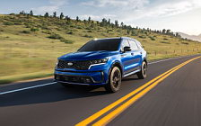 Cars wallpapers Kia Sorento SX US-spec - 2020