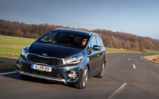 Cars wallpapers Kia Carens EcoDynamics - 2016