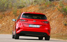 Cars wallpapers Kia Ceed 1.4 T GDI - 2018