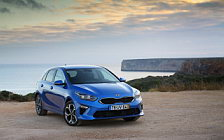 Cars wallpapers Kia Ceed 1.6 CRDi - 2018