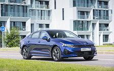 Cars wallpapers Kia K5 GT-Line CIS-spec - 2020