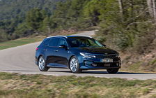 Cars wallpapers Kia Optima Sportswagon EcoDynamics - 2016