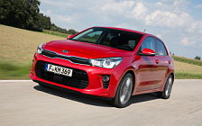 Cars wallpapers Kia Rio - 2016