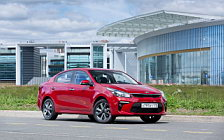Cars wallpapers Kia Rio (FB) - 2017