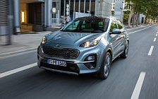 Cars wallpapers Kia Sportage - 2018