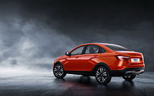 Cars wallpapers Lada Vesta Cross Sedan - 2018