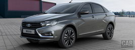 Lada Vesta Exclusive - 2016