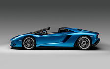 Cars wallpapers Lamborghini Aventador S Roadster - 2017