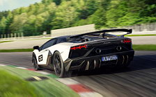 Cars wallpapers Lamborghini Aventador SVJ 63 - 2018