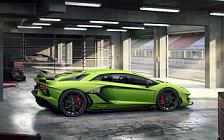 Cars wallpapers Lamborghini Aventador SVJ - 2018