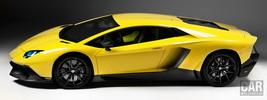 Lamborghini Aventador LP720-4 50 Anniversario - 2013