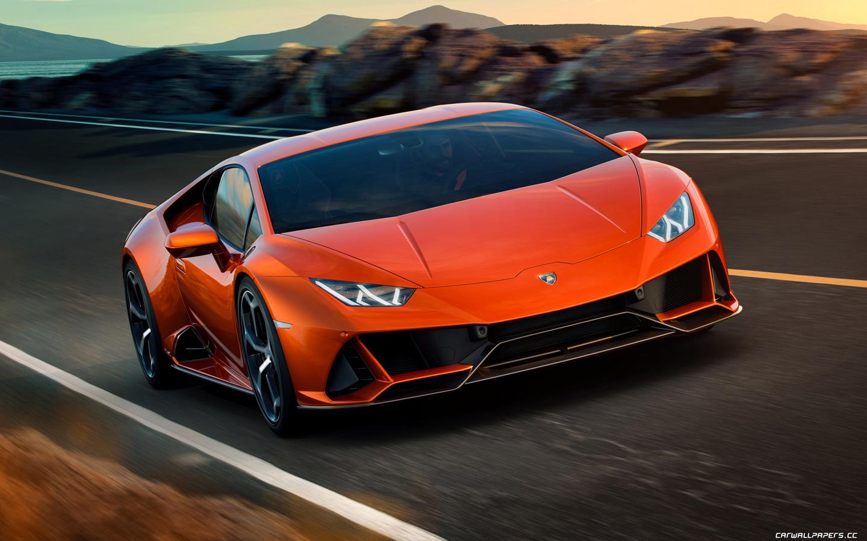 Cars Desktop Wallpapers Lamborghini Huracan Evo 2019