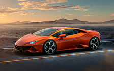 Cars wallpapers Lamborghini Huracan EVO - 2019