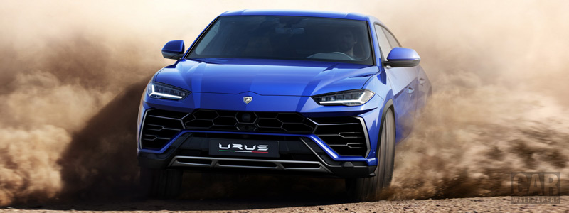 Cars wallpapers Lamborghini Urus Off-Road - 2018 - Car wallpapers