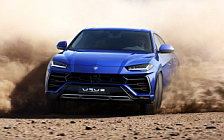 Cars wallpapers Lamborghini Urus Off-Road - 2018