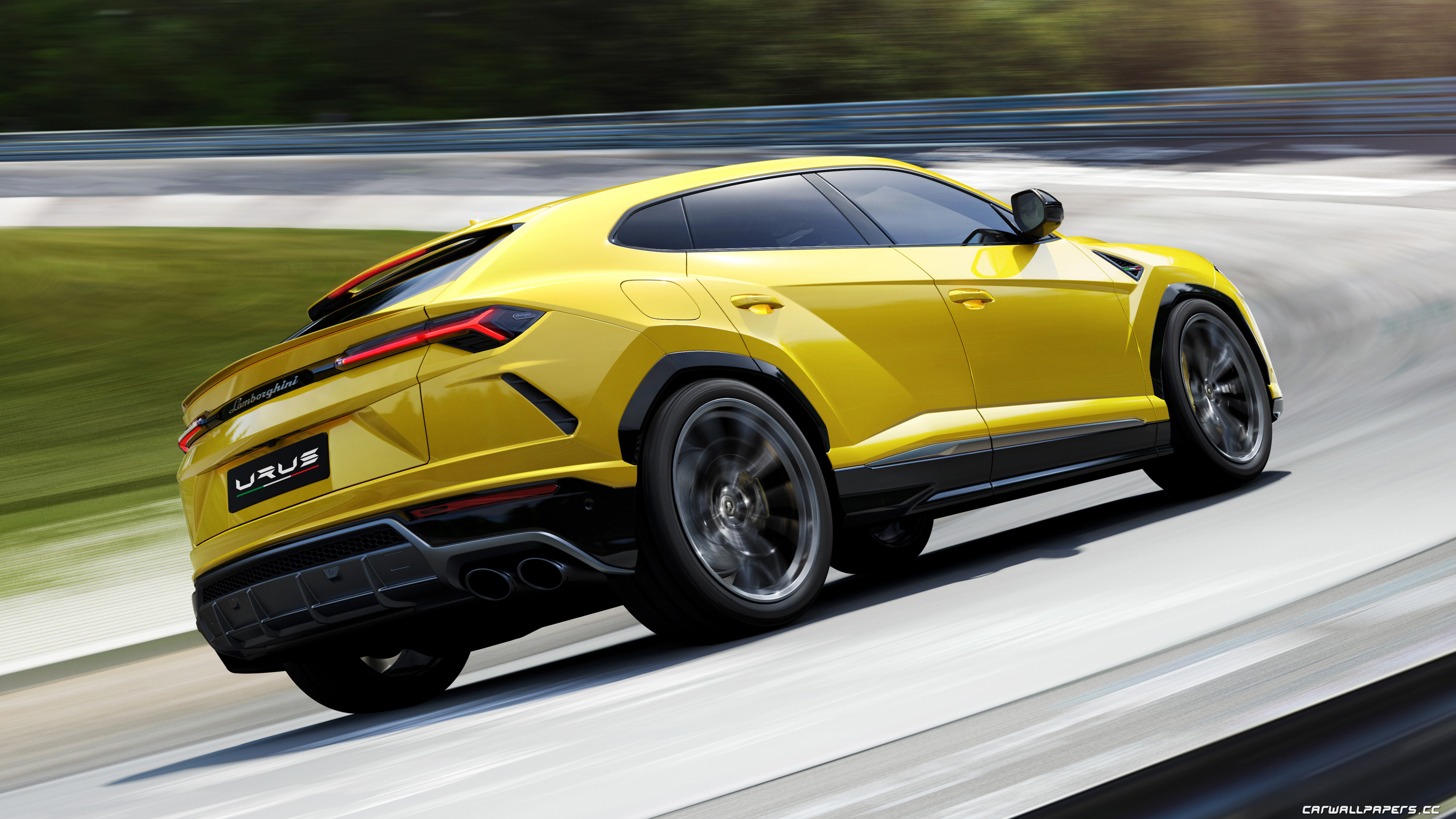 Cars Desktop Wallpapers Lamborghini Urus 2018