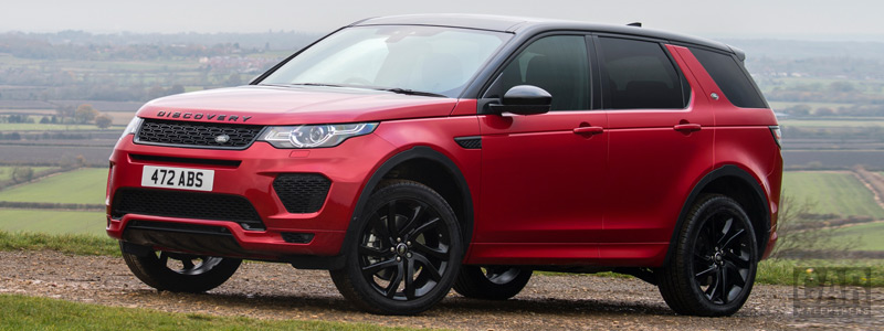 Cars wallpapers Land Rover Discovery Sport HSE Si4 Dynamic Lux UK-spec - 2017 - Car wallpapers