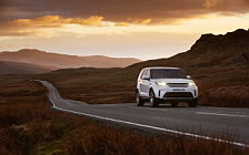 Cars wallpapers Land Rover Discovery HSE Td6 UK-spec - 2017