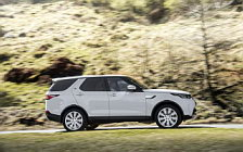 Cars wallpapers Land Rover Discovery HSE UK-spec - 2017