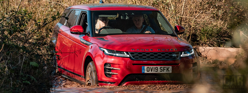 Cars wallpapers Range Rover Evoque D240 HSE R-Dynamic UK-spec - 2019 - Car wallpapers