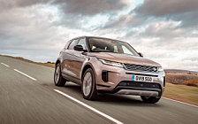 Cars wallpapers Range Rover Evoque D240 HSE UK-spec - 2019