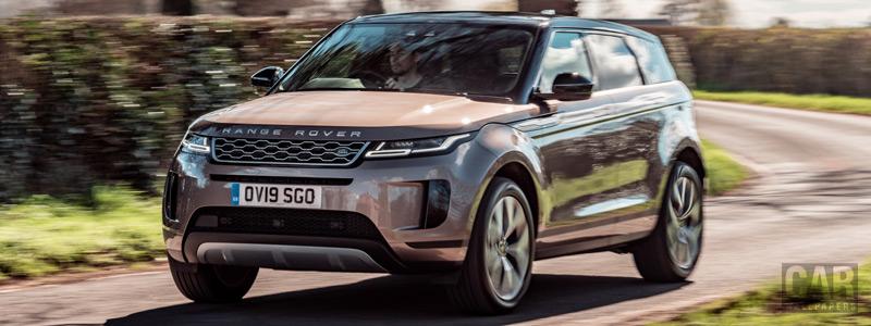 Cars wallpapers Range Rover Evoque D240 HSE UK-spec - 2019 - Car wallpapers