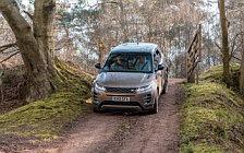 Cars wallpapers Range Rover Evoque D240 SE R-Dynamic UK-spec - 2019