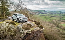 Cars wallpapers Range Rover Evoque P300 HSE R-Dynamic Black Pack UK-spec - 2019