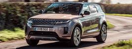 Range Rover Evoque D240 HSE UK-spec - 2019