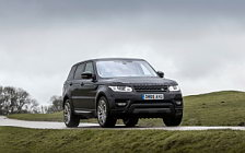 Cars wallpapers Range Rover Sport HSE UK-spec - 2017
