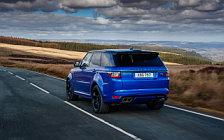 Cars wallpapers Range Rover Sport SVR UK-spec - 2009