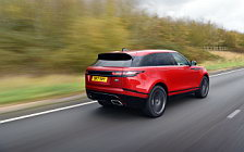 Cars wallpapers Range Rover Velar R-Dynamic D300 HSE Black Pack UK-spec - 2017
