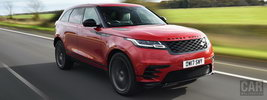 Range Rover Velar R-Dynamic D300 HSE Black Pack UK-spec - 2017