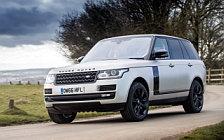 Cars wallpapers Range Rover Autobiography Black Design Pack UK-spec - 2017