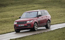 Cars wallpapers Range Rover SVAutobiography Dynamic UK-spec - 2017