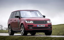 Cars wallpapers Range Rover SVAutobiography Dynamic UK-spec - 2017