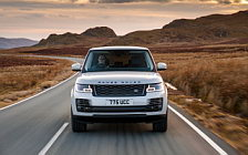 Cars wallpapers Range Rover Autobiography P400e LWB UK-spec - 2018