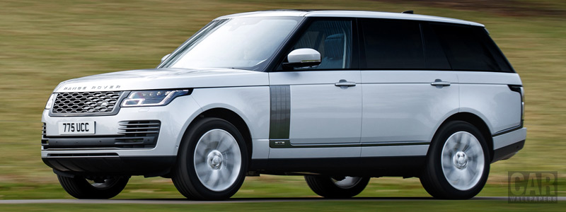 Cars wallpapers Range Rover Autobiography P400e LWB UK-spec - 2018 - Car wallpapers