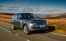 Cars wallpapers Range Rover Autobiography P400e UK-spec - 2018