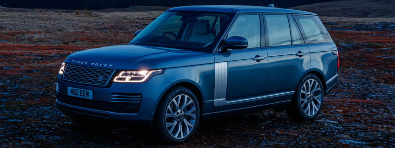 Cars wallpapers Range Rover Autobiography P400e UK-spec - 2018 - Car wallpapers