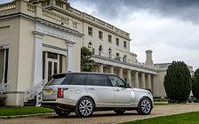 Cars wallpapers Range Rover SVAutobiography LWB UK-spec - 2019