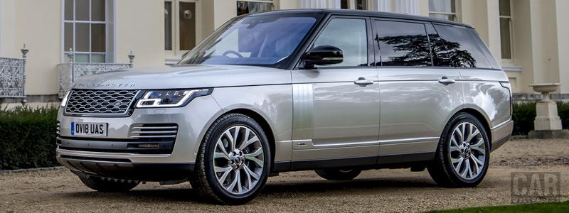 Cars wallpapers Range Rover SVAutobiography LWB UK-spec - 2019 - Car wallpapers